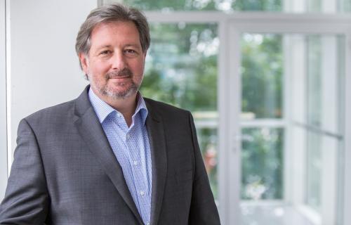 Ulrich Betz CEO HLS Group